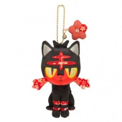 Plush Keychain Mascot Litten japan plush