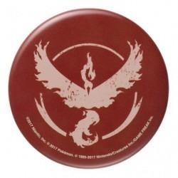 Badge Pokemon GO Red Team japan plush