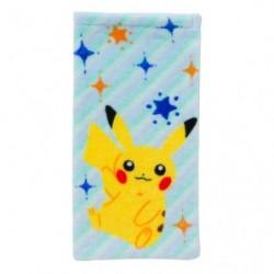 Serviette Poche Pikachu & Mimiqui japan plush