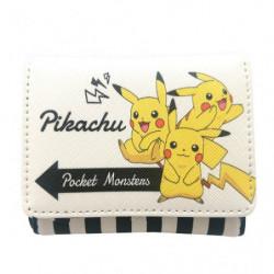 Porte-feuille Pikachu Noir