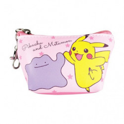 Mini Pouch Pikachu and Ditto Best Friends