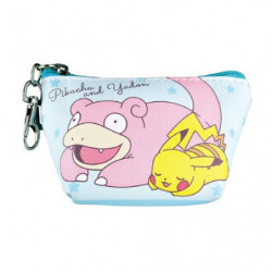 Mini Pouch Pikachu and Slowpoke Best Friends