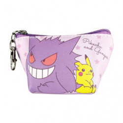 Mini Pochette Pikachu et Ectoplasma Best Friends