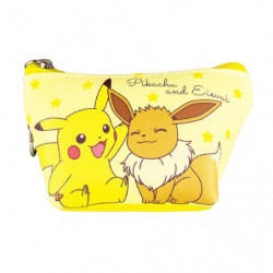 Mini Pouch Pikachu and Eevee Best Friends