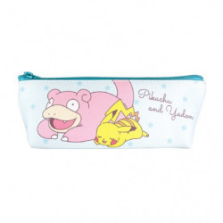 Long Pouch Pikachu Slowpoke Nakayoshi Friends
