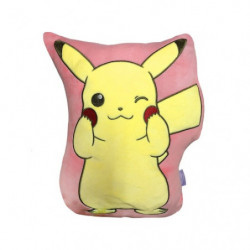 Blanket in Cushion Pikachu