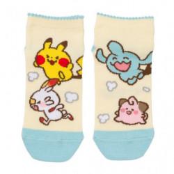 Chaussettes Flanbino Pokémon Yurutto