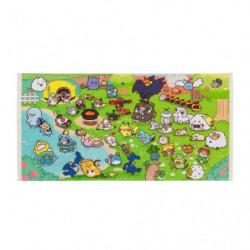 Bath Towel Pokémon Yurutto