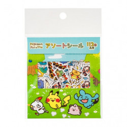 Sets of stickers Pokémon Yurutto