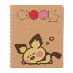 Sketchbook Pichu Yurutto