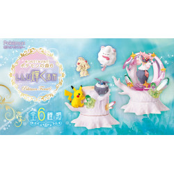 Figurine Pokemon Forest Vol.6 Collection BOX