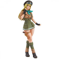 Figure Burney MF-02 minimum factory PLAMAX Plastic Model