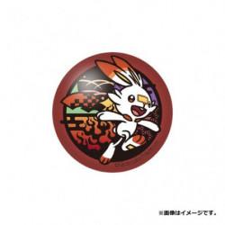 Badge Scorbunny Kirie Series