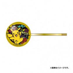 Hairpin Pikachu Kirie Series