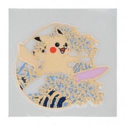 Japanese Paper Pikachu Surf japan plush
