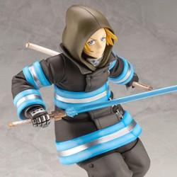 Figurine Arthur Boyle Fire Force ARTFX