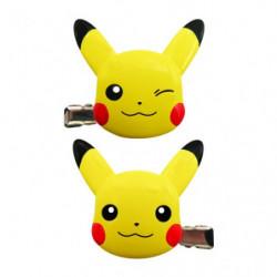 Hair Clip Pikachu