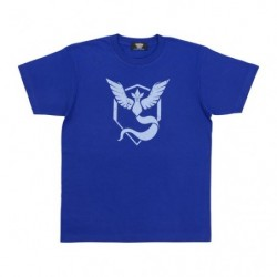 T shirt Pokemon GO Blue Team KIDS Size japan plush