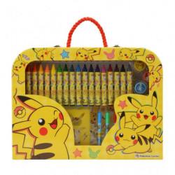 Colored Pencils Pikachu