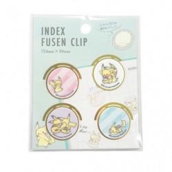 Index Clip Pikachu number025 Mint
