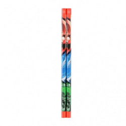 Red Pencil Set Galar Trio