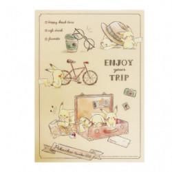 Sous Main Pikachu number025 Travel