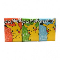 Mouchoirs Pikachu Ouistempo Flambino Larméléon