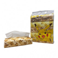 Tissues Pack Pikachu Eevee
