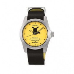 Watch Pikachu Seiko Yellow