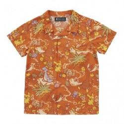 T Shirt Alolan Sunset japan plush