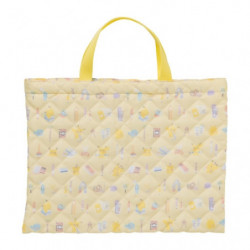 Tote Bag Pikapika School Yellow