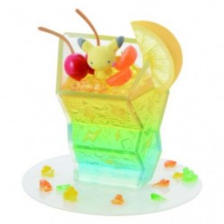 Mini Figure Collection Pokemon Dessert Plate japan plush
