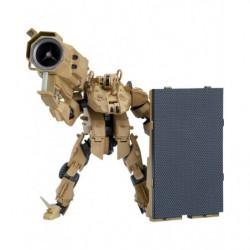 Figure USMC EXOFRAME Anti-Artillery Laser System OBSOLETE MODEROID Plastic Model