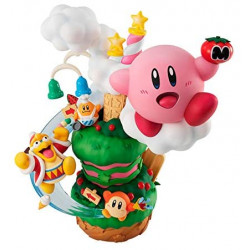 Figure Kirby Super Deluxe Crash Gourmet Race