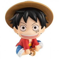Figurine Monkey D Luffy One Piece Rukappu