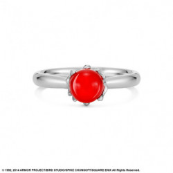 Bague Argent Circle of Fire Dragon Quest 5
