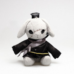 Peluche Bitter Rabbit Funeral Undertaker Ver. Black Label