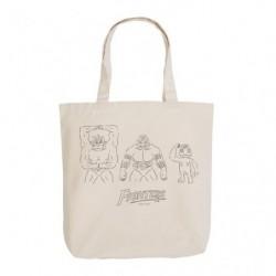 Bag Machamp japan plush