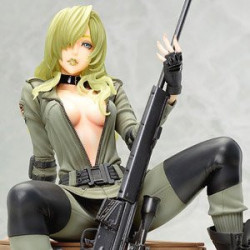 Figurine Sniper Wolf Metal Gear Solid