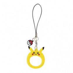 Keychain Strap Pikachu