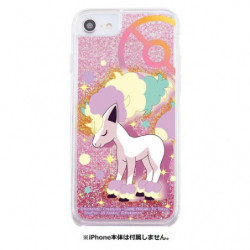 iPhone Cover Galarian Ponyta Glitter B
