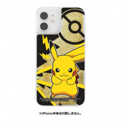 iPhone Cover Pikachu Glitter A