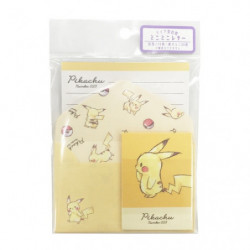Mini Letter Set Pikachu number025