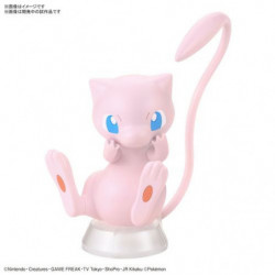 Figurine Mew Plastic Model