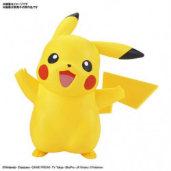 Figurine Pikachu Plastic Model