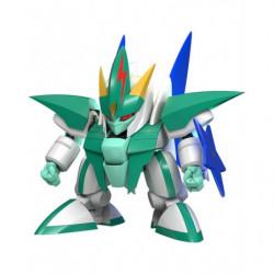 Figure MS-11 GENOUMARU Mashin Hero Wataru PLAMAX Plastic Model