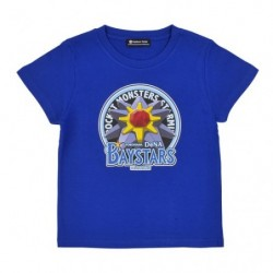 T shirt Starmie Blue Kids Size 130 cm japan plush
