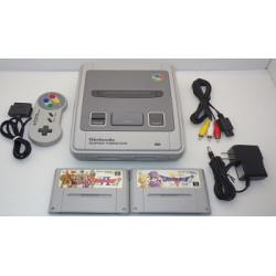 Nintendo Super Famicom Grade A - Set 4 Articles + Dragon Quest 5 and 6