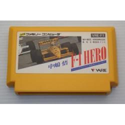 Nakajima Satoru Kanshuu F-1 Hero Famicom