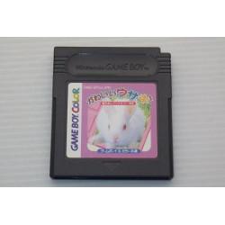 Nakayoshi Pet Series 2 Kawaii Usagi Game Boy Color